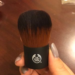 The Body Shop powder foundation brush